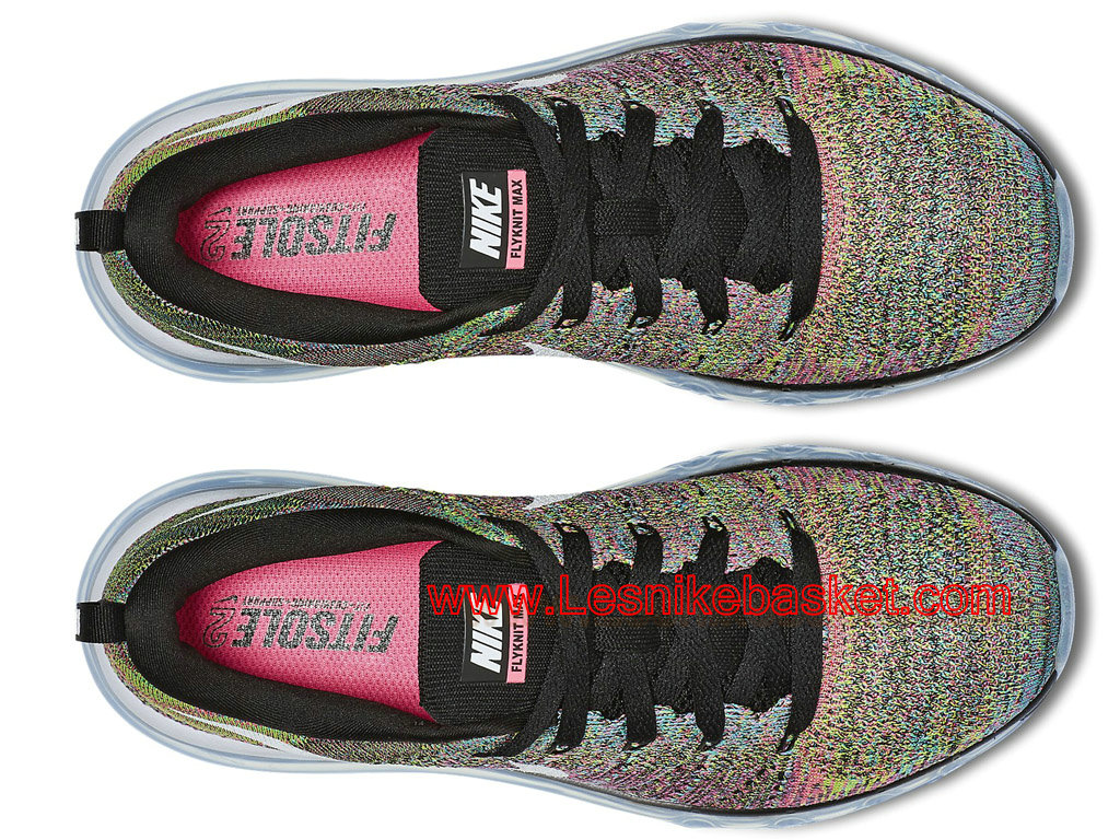 Basket Femme Nike Color Wmns Flyknit Air Max Gs Multi Color Nike 620659 004 935673