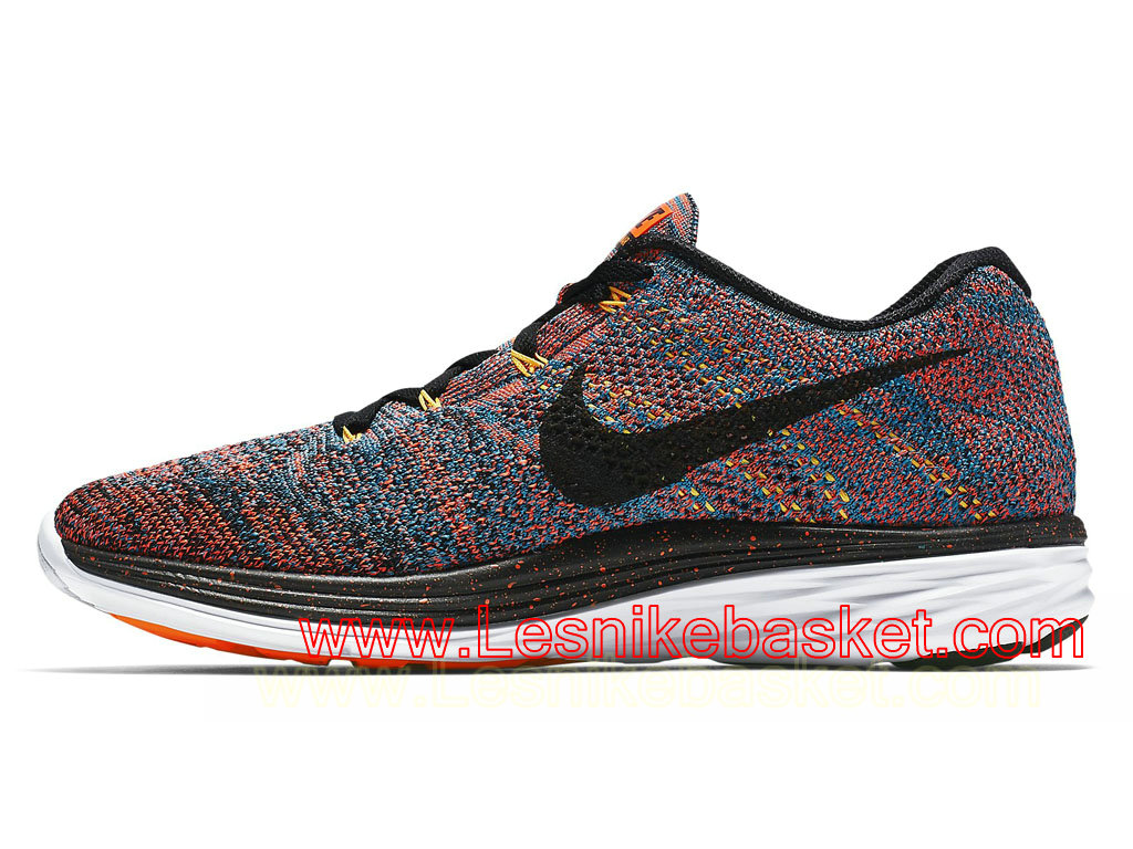 ... Basket HOmme Nike Flyknit Lunar3 Multi Color 698181_801 ...