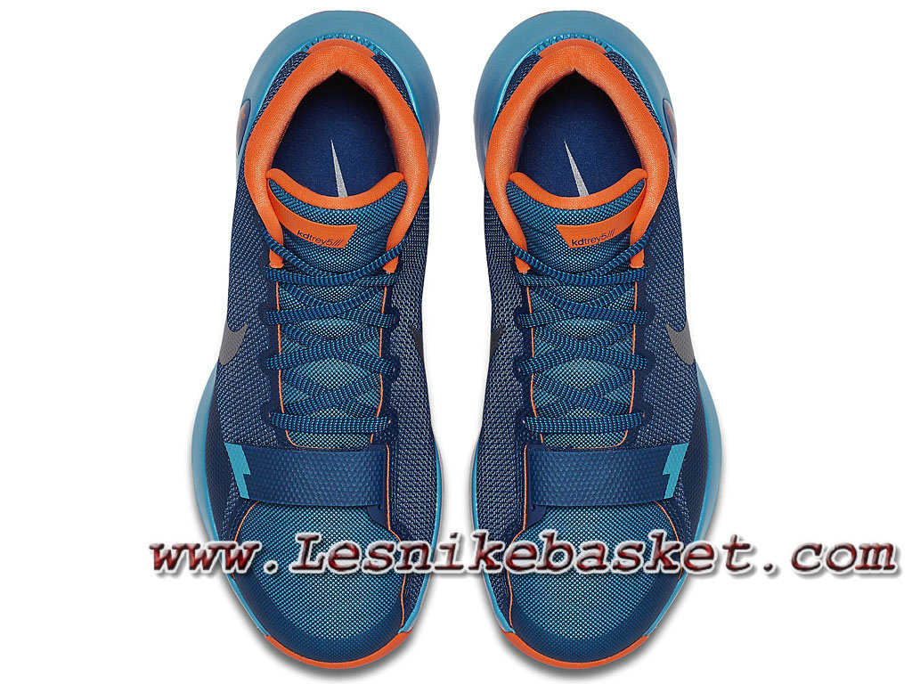 size 40 d83bc 8a43a ... Basket Nike KD Trey 5 III EP ´Insign Blue Silver´ 749378-404 ...