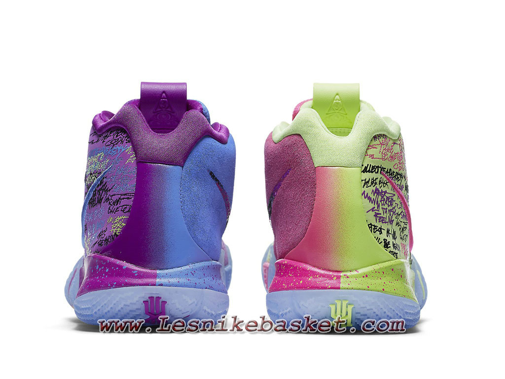 900 Confetti Nike Chaussures 2018 943806 Kyrie Basket 4 qXUpf