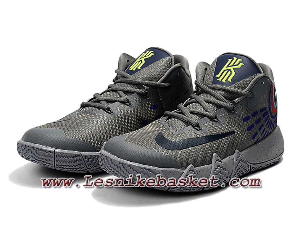 online store 2033c f237a ... promo code for basket nike kyrie 4 cool grey chausport nike release 2018  pour homme 55d96