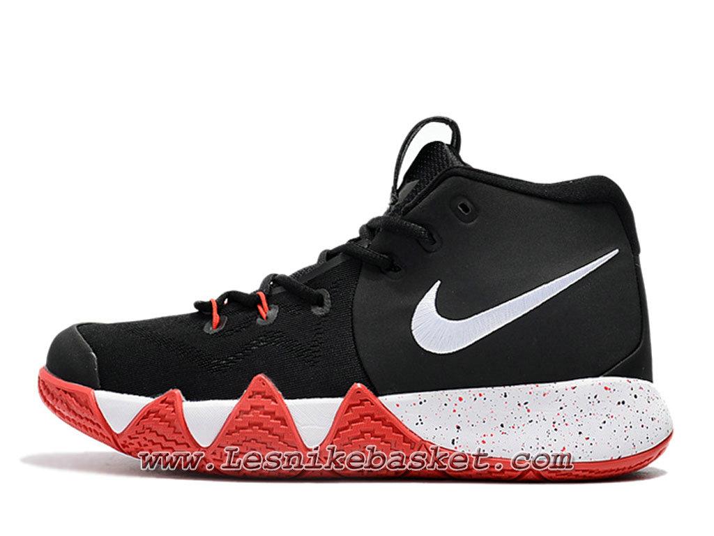 Kyrie 4 Noiresblanc Basket 2018 Pour Nike Chaussures uK1lF3T5Jc