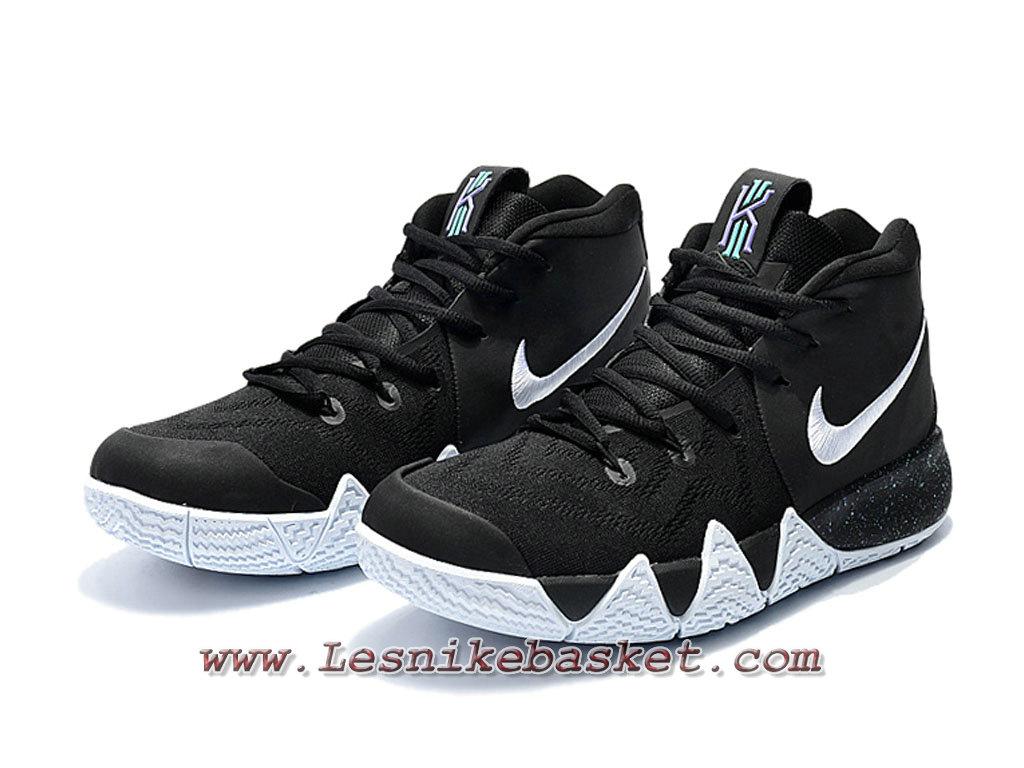 5dbedc7b2e70 Blanc Nike Chaussures 4 Noires Officiel Pour Kyrie Basket qFdwI66 ...