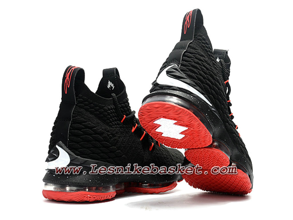 b0ceb8ef8d Noiresrouge Basket Lebron Nike Chaussures 15 id8 897648 Cqqgt6An