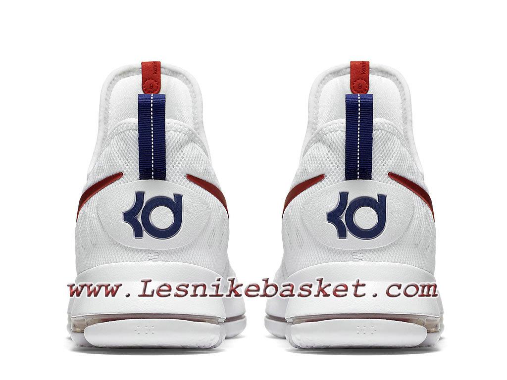 Basketball Nike KD 9 USA Chausport Nike Pas cher Pour Homme