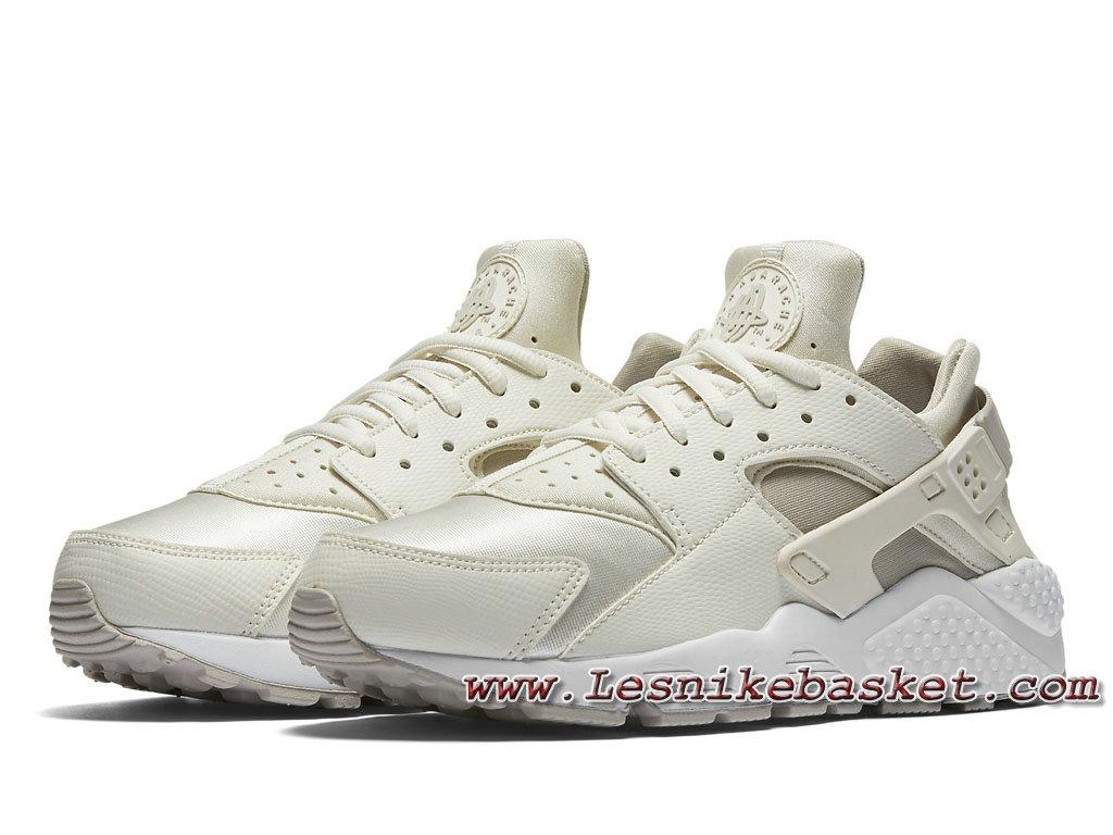 ... Chaussuers Nike Wmns Air Huarache Run White 634835-018 Femme/enfant Nike Urh Pas ...