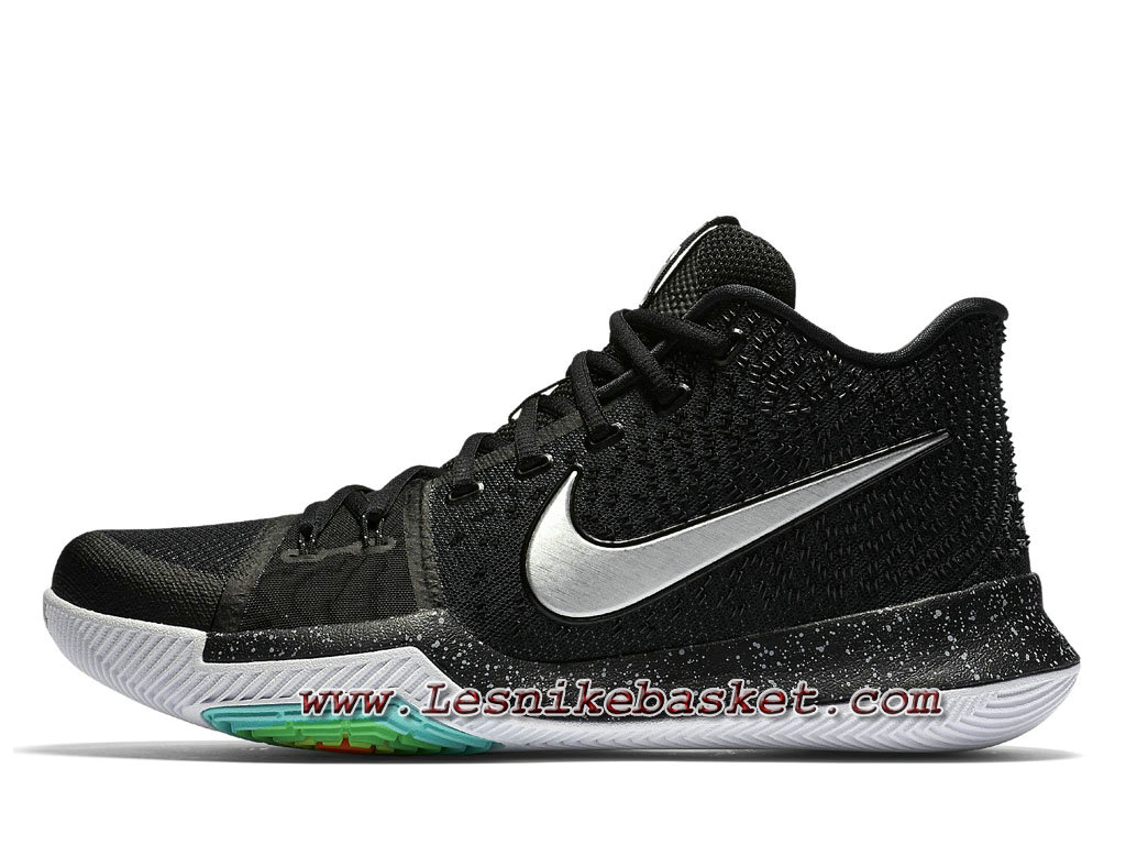 Black Chaussures Nike Ice 018 Kyrie Basket Release 3 852395 T3F1lK5Juc