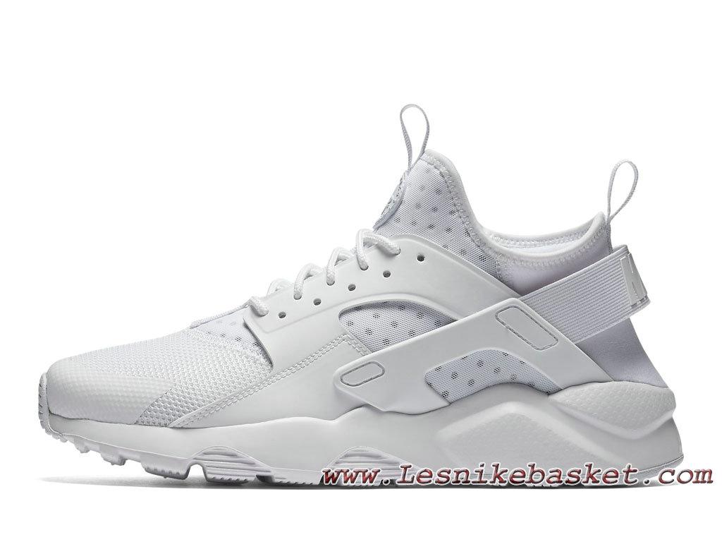 Homme Nike Air Huarache Run Ultra Triple White 819685_101 Acher Urh  Blanche-1704202916 - Les Nike Sneaker Officiel site En France
