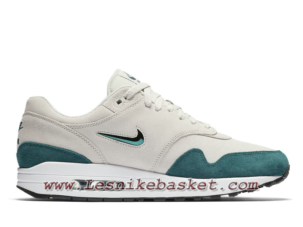 ... Nike Air Max 1 Premium SC Green Suede 918354_003 Chaussures Officiel NIke Pour Homme ...