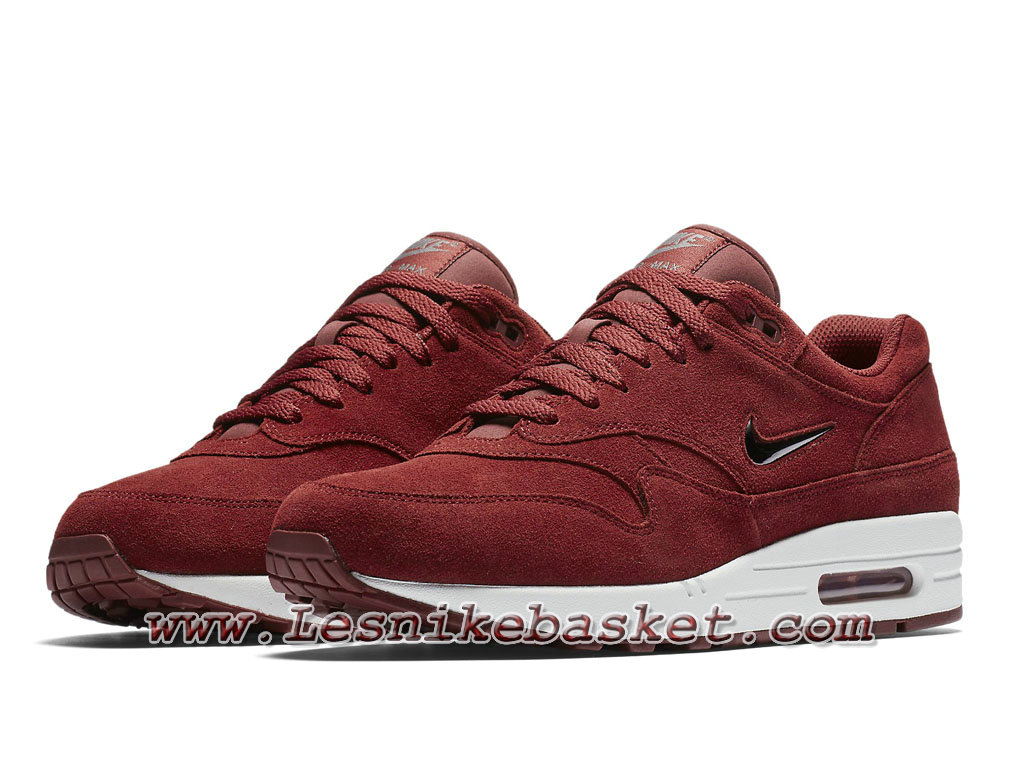 ... Nike Air Max 1 Premium SC Team Red 918354_600 Chaussures Nike Officiel 2018 Pour Homme ...