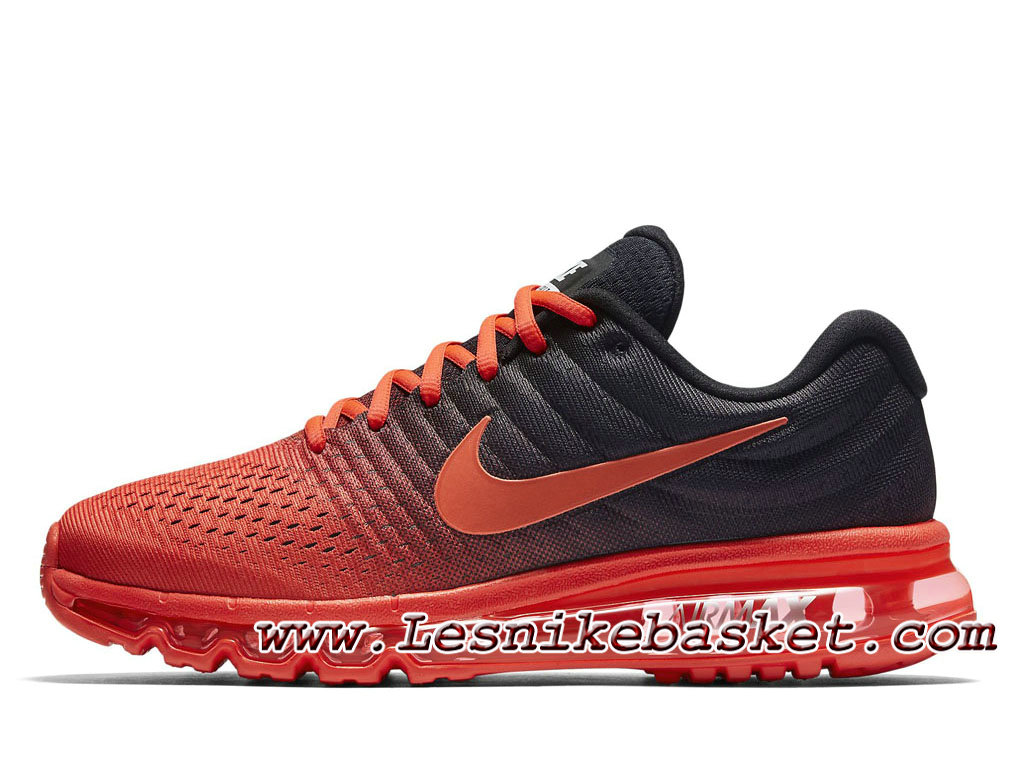 super cute 13815 9c282 2017 Prix Nike 600 849559 Red Sport Air Chaussures Pour Max