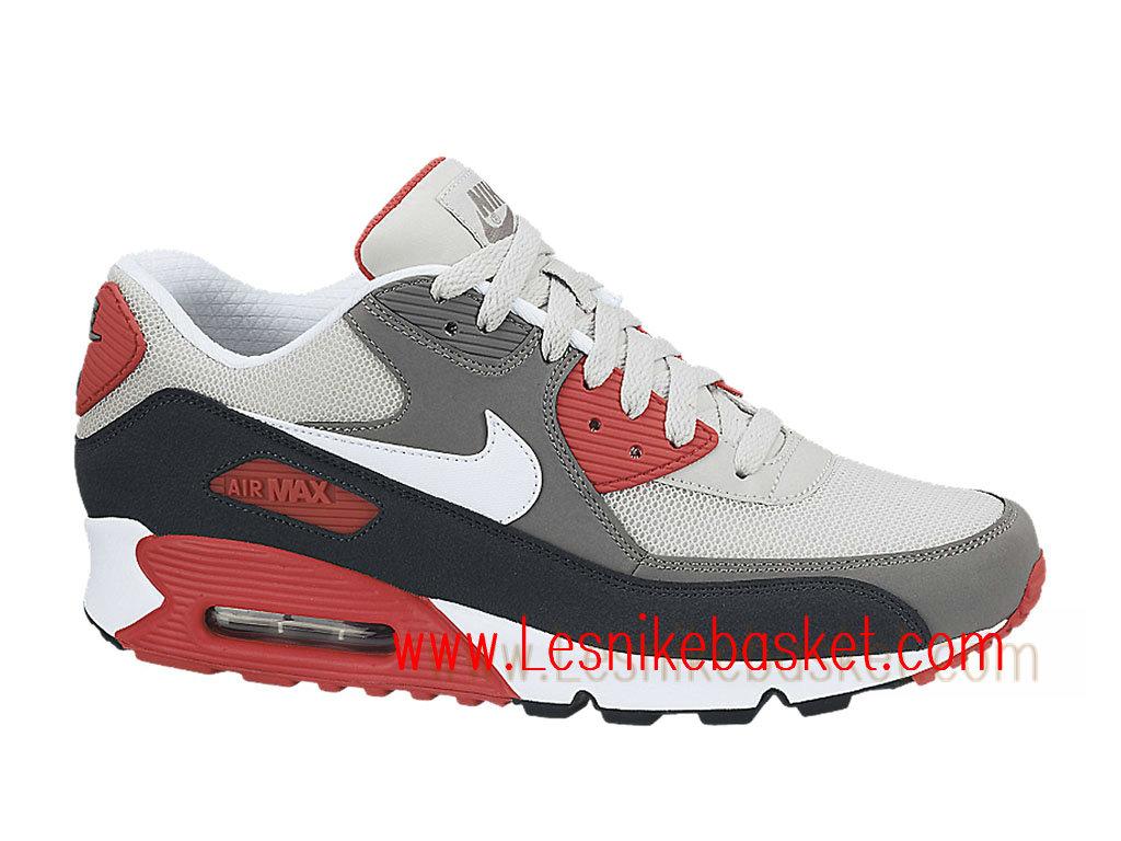 Nike Air Max 90 Essential Noires 537384_089 Chaussures Nike