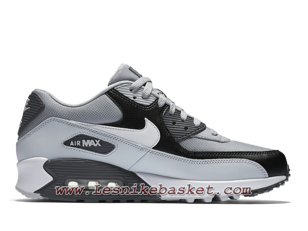 Nike Air Max Chaussures 90 Essential Wolf Gris 537384 083 Chaussures Max NIke Pas eb75df