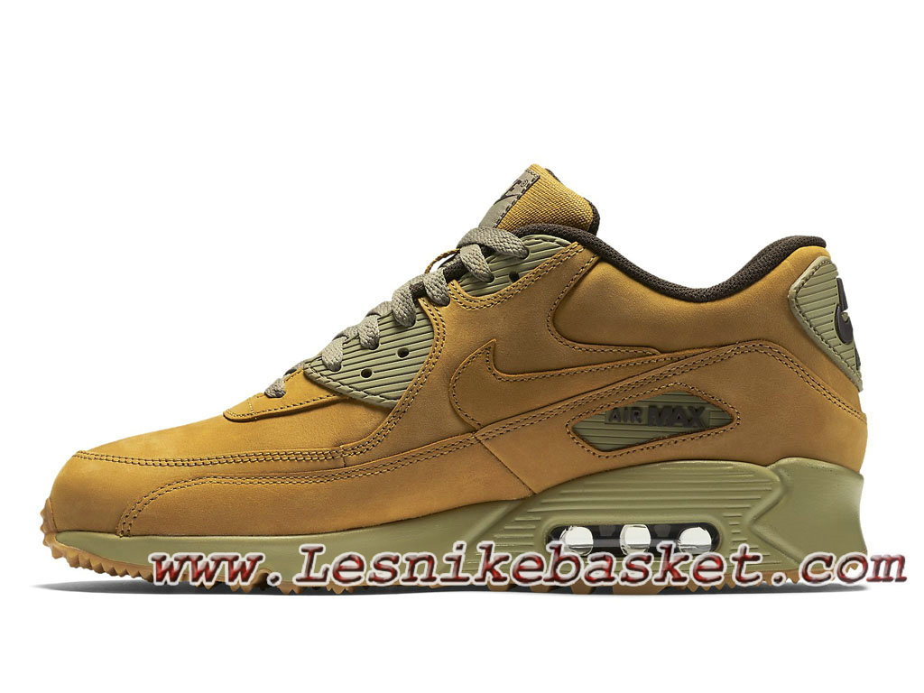 ... Nike Air Max 90 Winter premium Chaussures Nike Pas Cher Pour Homme Bronze 683282_700 ...