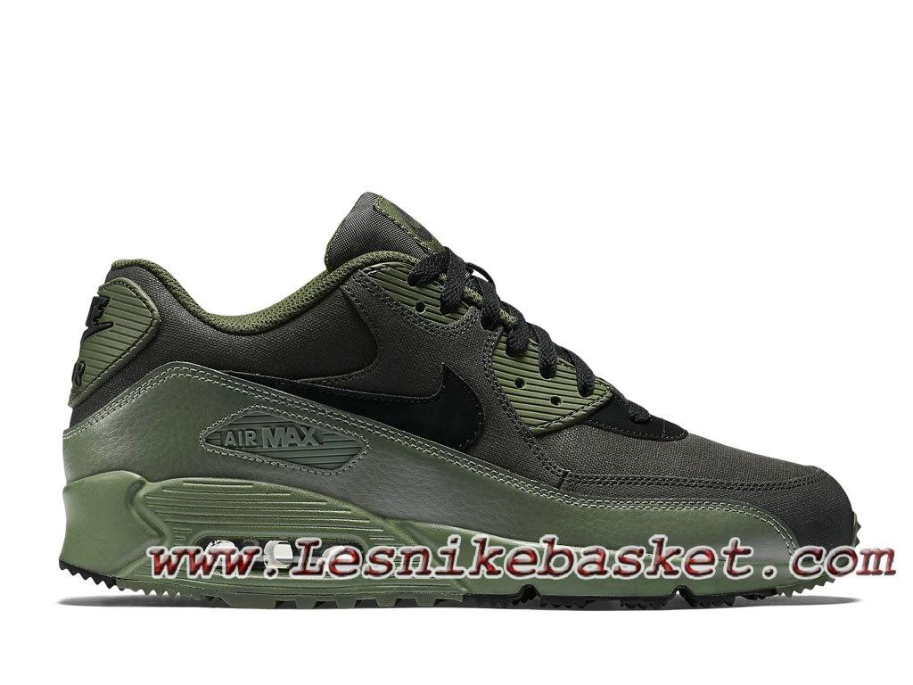 air max noir vert