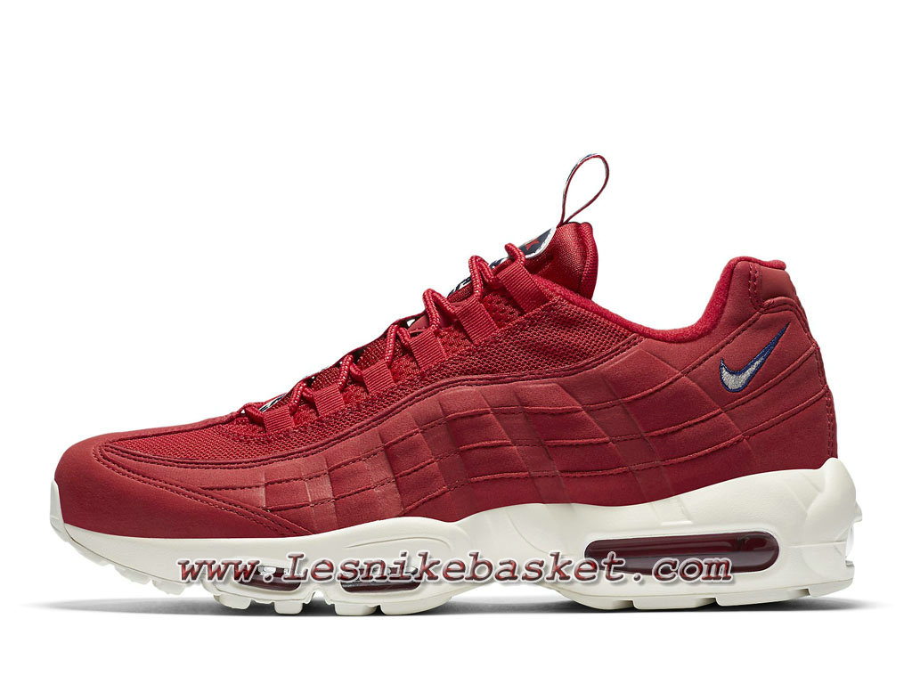 nike air max 95 homme rouge
