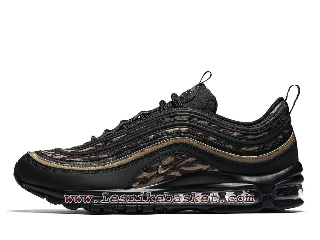 Nike Air Max 97 Tiger Camo Pack AQ4132_001 Chaussures Nike