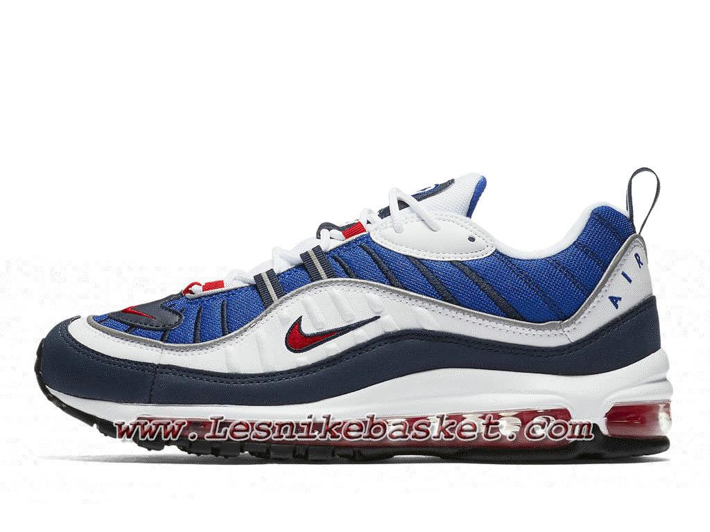 Nike Air Max 98 Gundam 640744_100 Chaussures Nike Sporewear ...