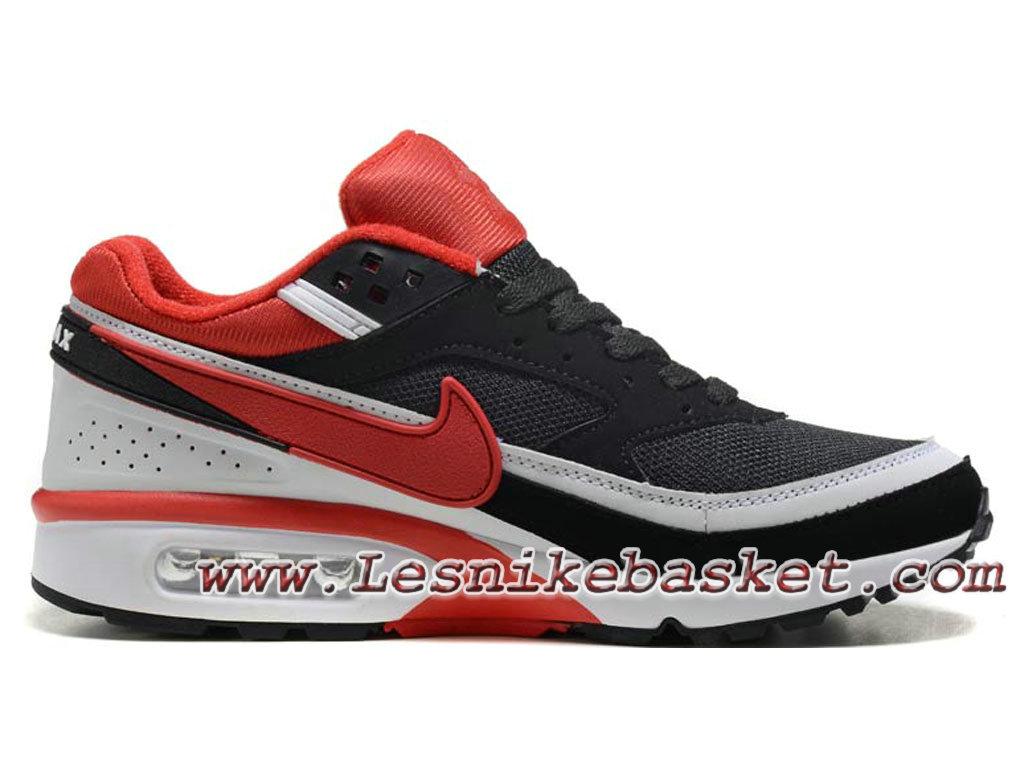 une autre chance addda 7778a Nike Air Max BW Chaussures Officiel Nike Prix pour Homme  Noir/Rouge/Blanc-1610152637 - Les Nike Sneaker Officiel site En France