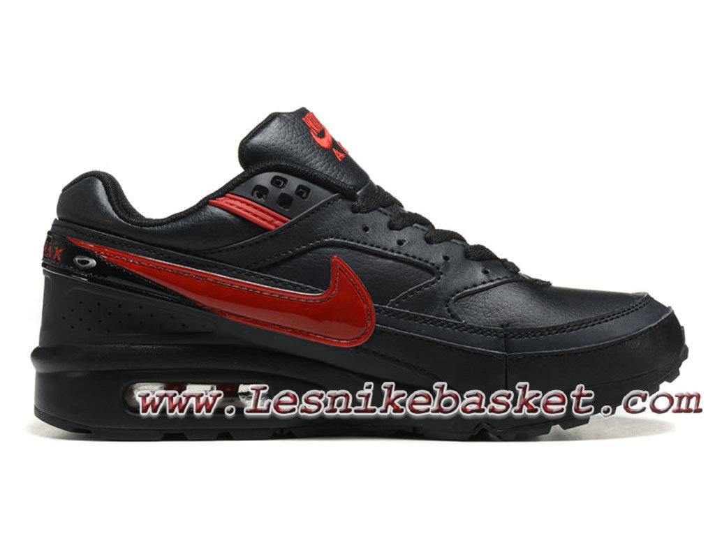 pretty nice bc346 dc0f7 Nike Air Max BW Chaussures Officiel Nike Site pour Homme Noir/Rouge-1610152638  - Les Nike Sneaker Officiel site En France