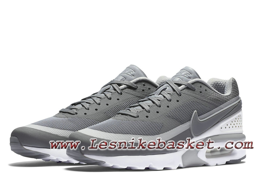 online store 16a29 c2a3f ... sale nike air max bw ultra cool grey 819475 011 chaussures nike pas  cher pour homme