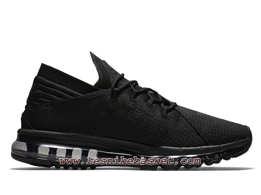 Nike Air Max Flair UpTempo Triple Black 942236_002 Chaussures Nike Running Pour HOmme 1708253348 Les Nike Sneaker Officiel site En France