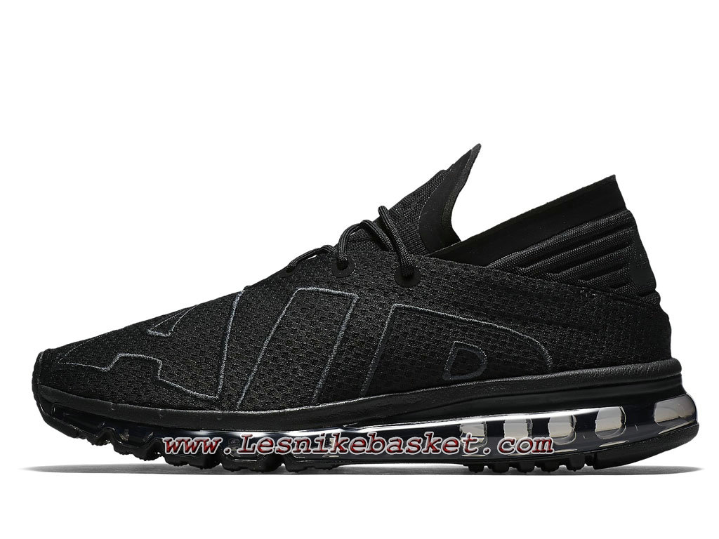 Nike Air Max Flair UpTempo Triple Black 942236_002 Chaussures Nike Running Pour HOmme 1708253348 Les Nike Sneaker Officiel site En France