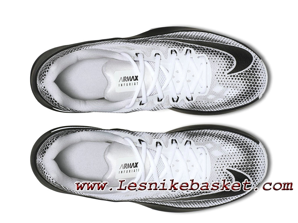 check out 30730 7517b Chaussures 852457 Air Blanches Infuriate Max 100 Nike Low Officiel  A1FPw6nq.