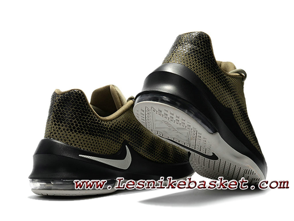 a392ef998817 ... discount code for nike air max infuriate low gold 866071 200 chaussures  nike 2017 pour homme