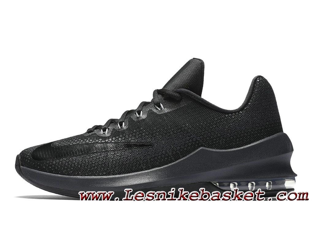 Nike Air Max Infuriate Low Niores 852457 001 Chaussures Nike 2017 Pour HOmme Noires 1704132864 Les Nike Sneaker Officiel site En France
