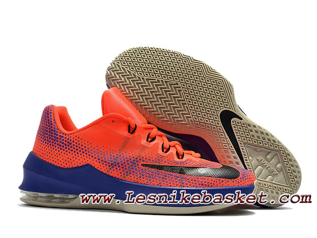 Nike Air Bleu Max Infuriate Low Orange Bleu Air 852457 ID1 Chaussures Air Max 32ea34