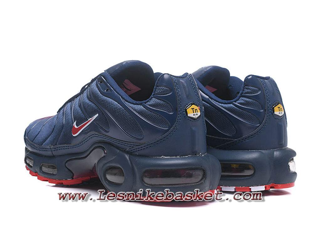 ... Nike Air Max Plus Bleu Red AJ6301_ID4 Chaussures Officiel Tn Pour Homme