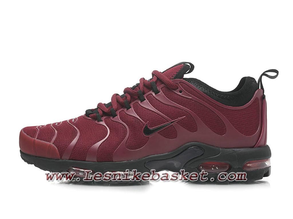 Nike Air max Plus Tn Ultra Deep Rouge Chaussures Nike Tn pas