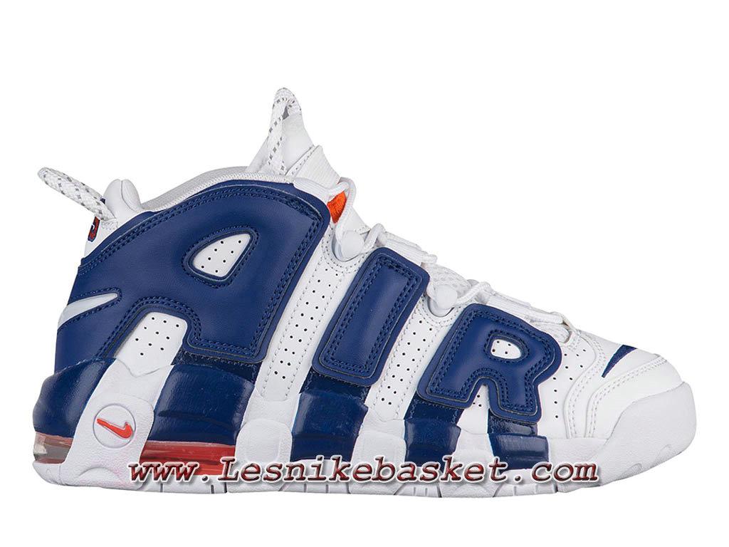 Nike Air More Uptempo Knicks Chaussures Nike Release 2017 Pour Homme Bleu 1708013292 Les Nike Sneaker Officiel site En France