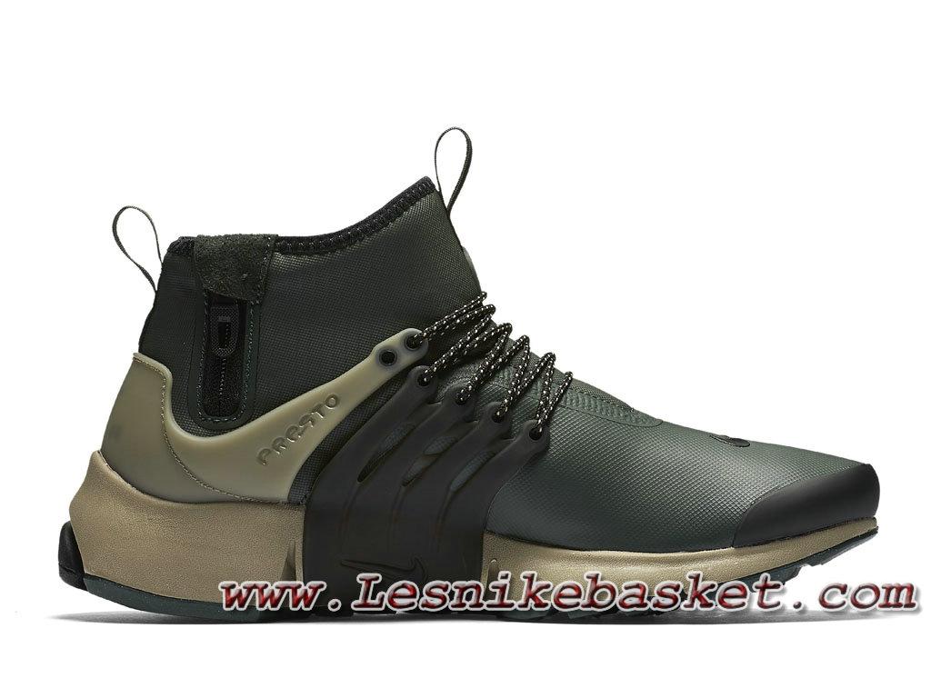 300 Green 859524 Nike Utility Mid Chaussures Air Presto Grove xwqZXTa0Z