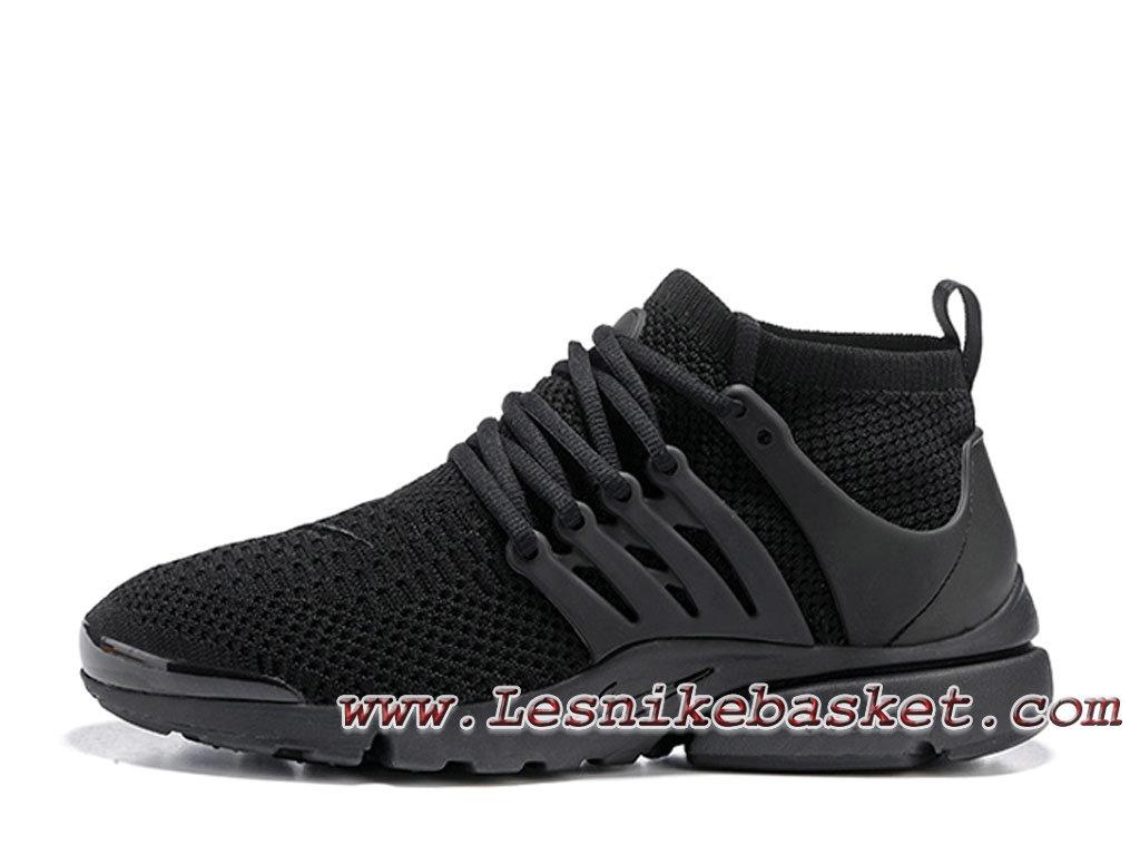 Nike Air Presto Ultra Flyknit Noir 835570_ID1 Chaussures nike presto flyknit ultra Pour Homme 1610202668 Les Nike Sneaker Officiel site En France