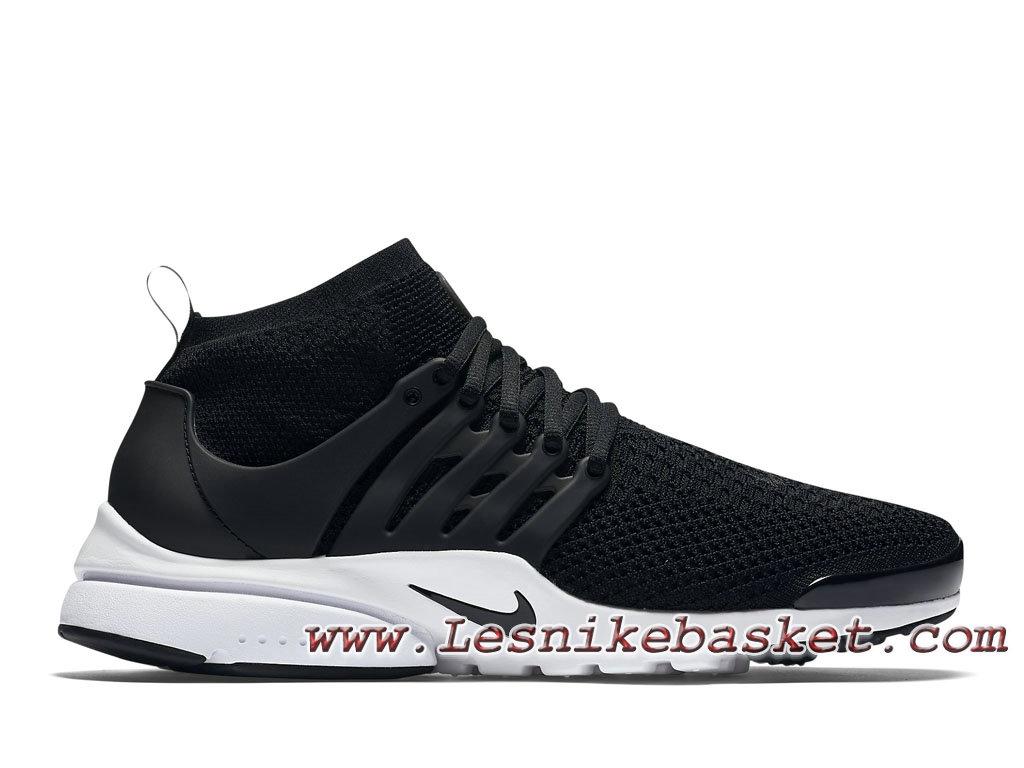 Nike Air Presto Ultra Flyknit Noires 835570_001 Chaussures nike air presto flyknitPour Homme 1610202657 Les Nike Sneaker Officiel site En France