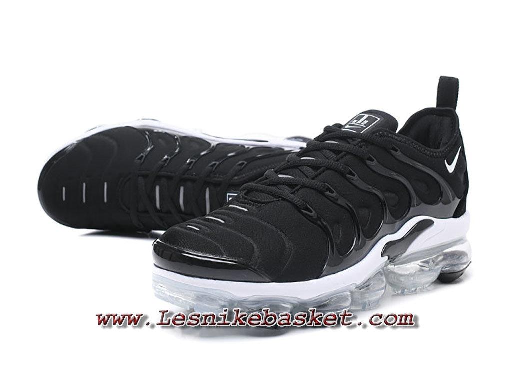 347d42c4492c ... Nike Air Vapormax Plus Noires Blanc Chaussures Tn Pas Cher Pour Homme  ...