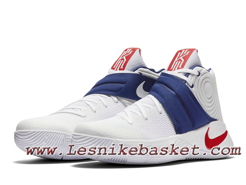 Nike Kyrie 2 Chaussures Basketball NIke Pas Cher Homme USA Olympic