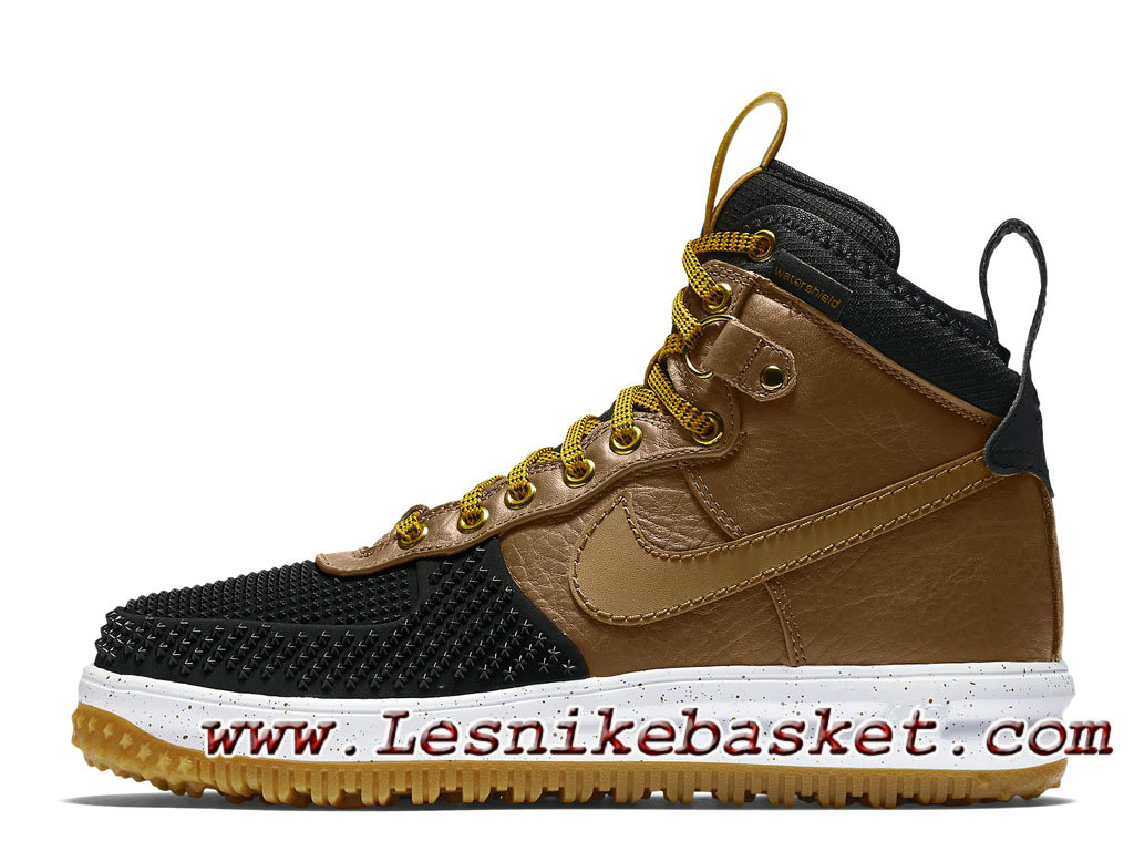 purchase cheap 2fd48 aab54 ... noir 1e7f6 5d5aa  low price nike lunar force 1 duckboot black tan gold  805899004 chaussures nike 2017 pour homme