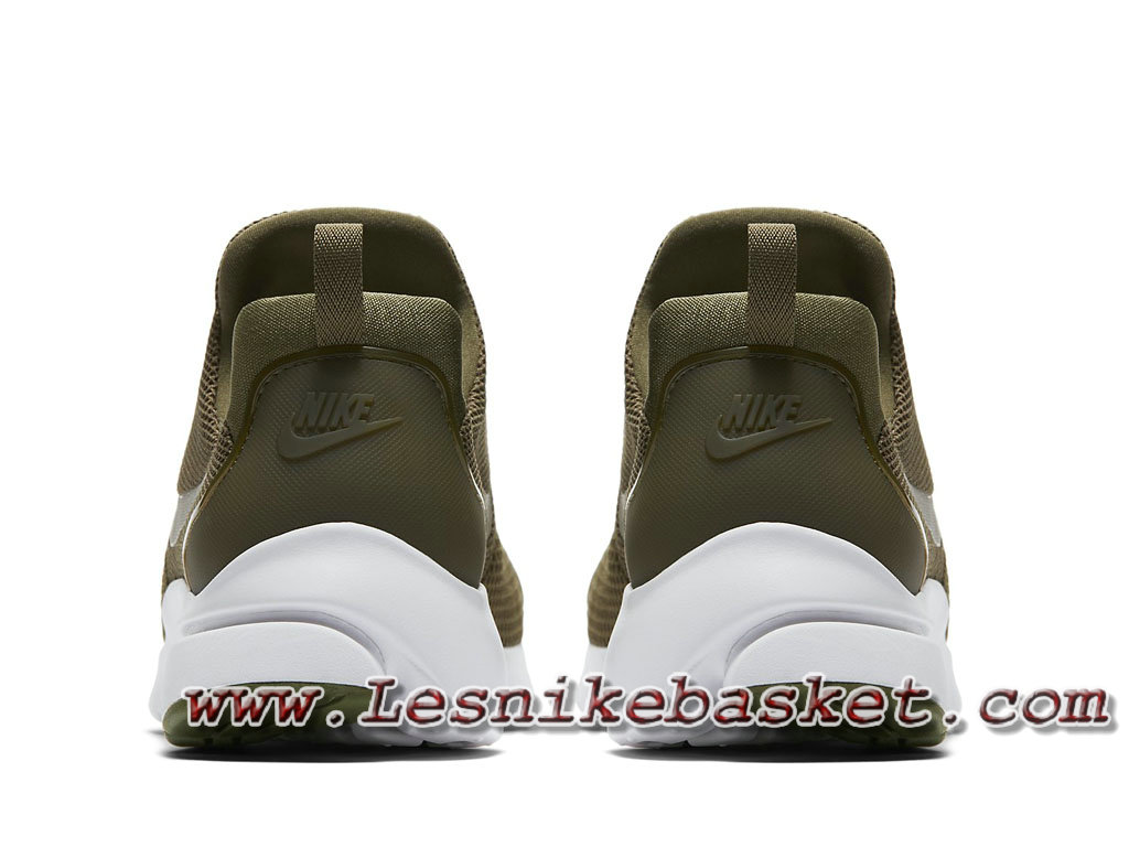 Nike Presto Fly Chaussures Blanc Kaki 908019 201 Chaussures Fly Nike Officieil Prix a9a770