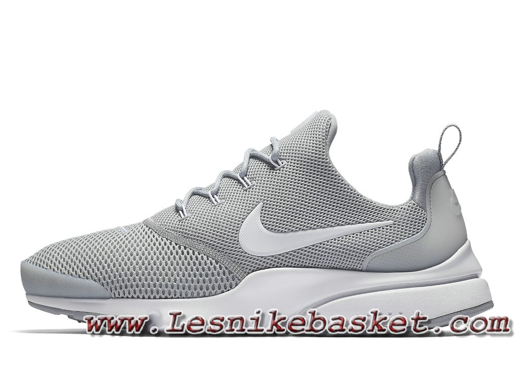 nike presto fly homme grise