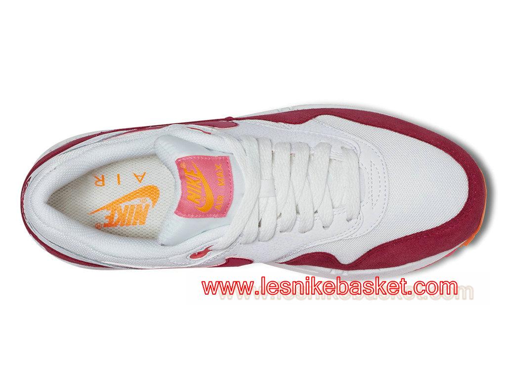 Nike Femmeenfant Blanc Air 1 Gs Pour Essential Wmns Chaussures Max rr68Rpq