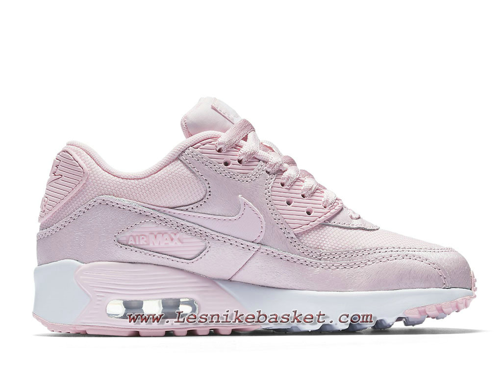 Nike Wmns Air Max 90 Essential Rose 880305 600 Chaussures  Nike