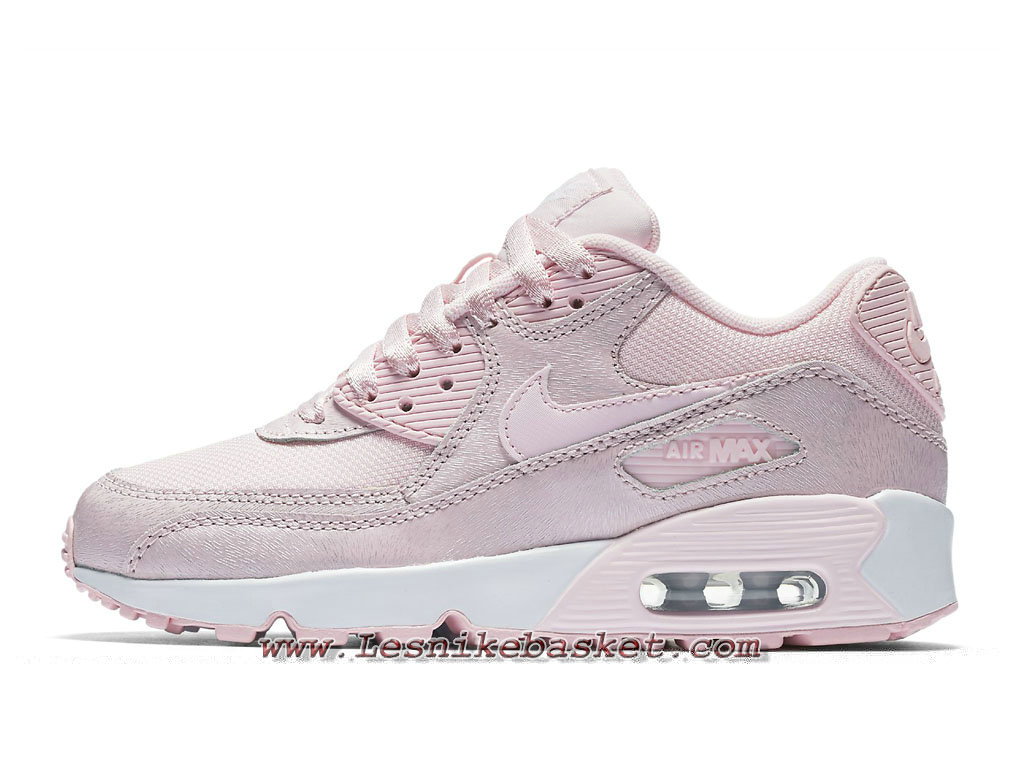 nike air max rose enfant