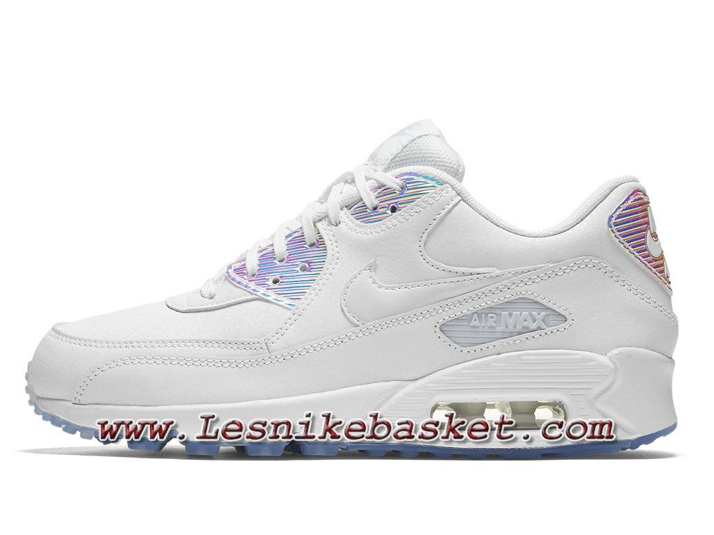 Nike WMNS Air Max 90 Premium Noire 443817_010 Chausport Nike