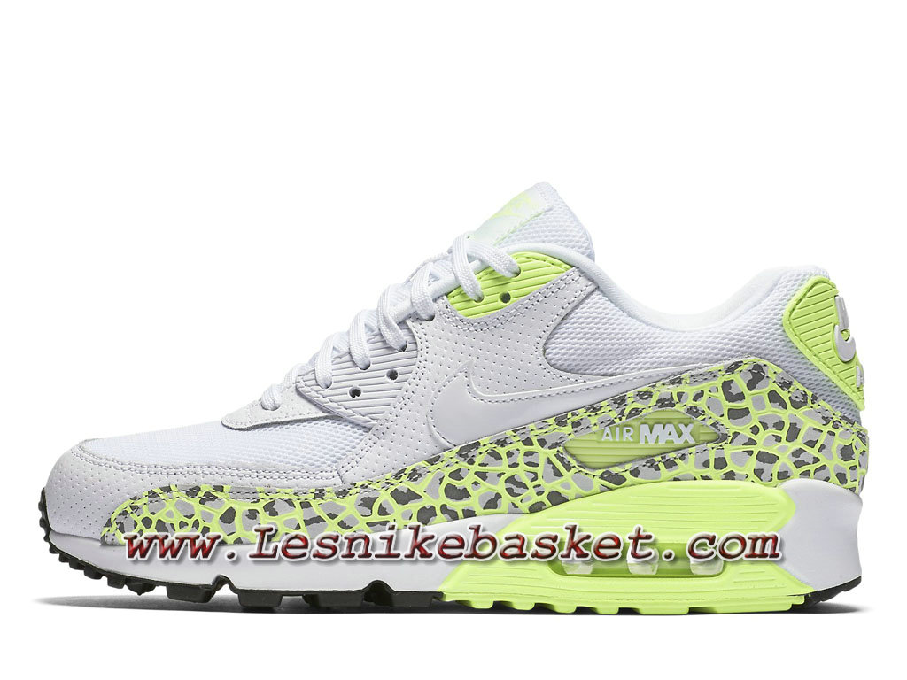 Premium Lime Animal Air Nike 103 90 443817 Max Green Wmns Chausport dxBtsCohQr