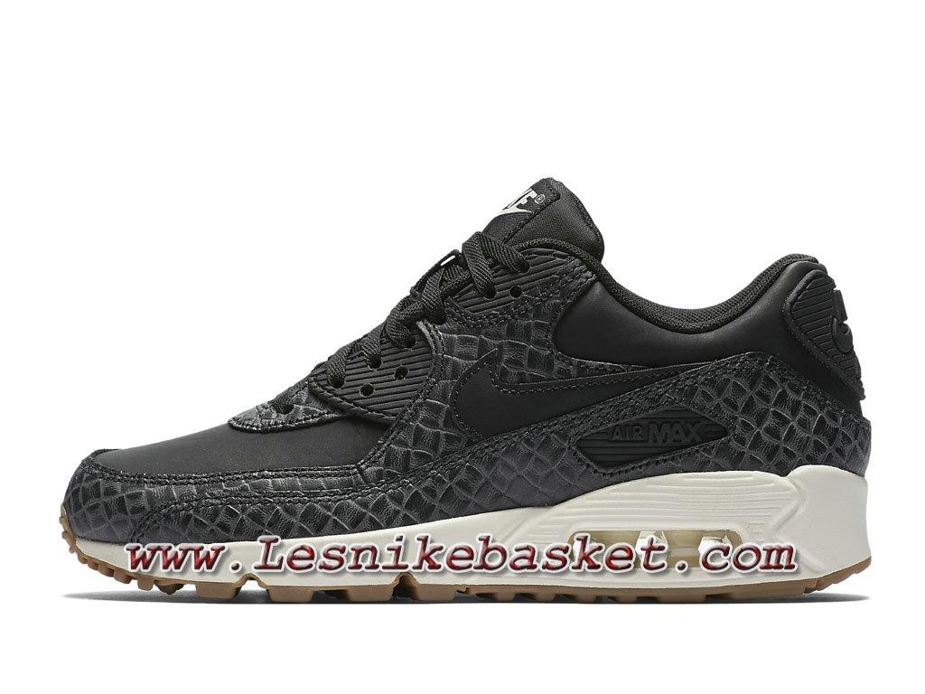 Nike WMNS Air Max 90 Premium Noire 443817_010 Chausport Nike pas cher Pour Femmeenfant 1707253256 Les Nike Sneaker Officiel site En France