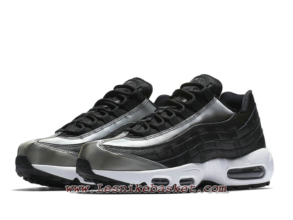 Nike Wmns Air Metal Max 95 Se Brushed Metal Air 918413 001 Chaussures Officiel 86d941