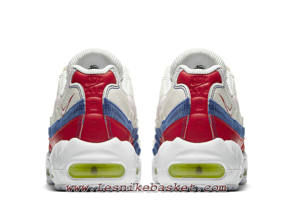 Nike Wmns Air Max 95 Special Edition Blanc AQ4138_101 Chaussures Nike 2018 pour Femmeenfant 1806073829 Les Nike Sneaker Officiel site En France